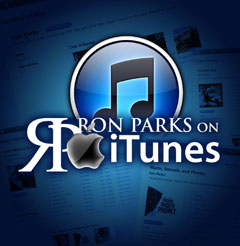 Ron Parks on iTunes